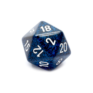 Stealth' Large Twenty Sided Dice