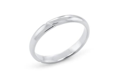 STELLAD EVO DELICATE MENS WEDDING RING