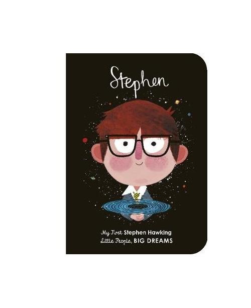 Stephen Hawking Board Book