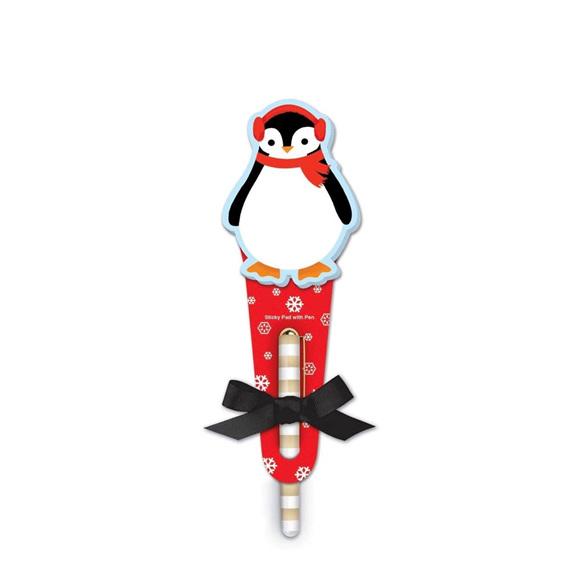 Sticky Pad - Penguin