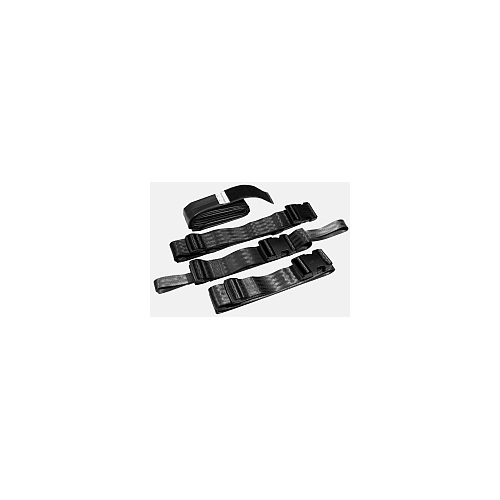 Straps and Supports for security and comfort