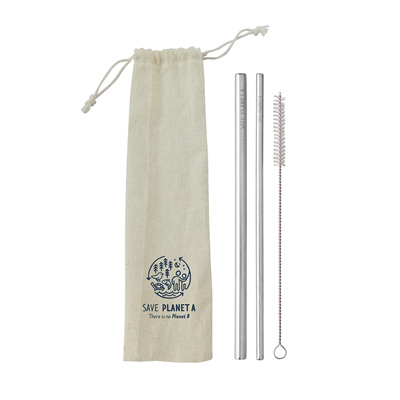 Straw Travel Pack