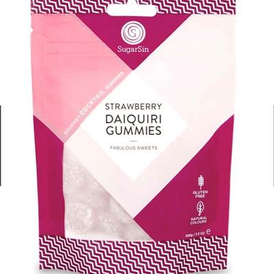 Strawberry Daiquiri Gummies
