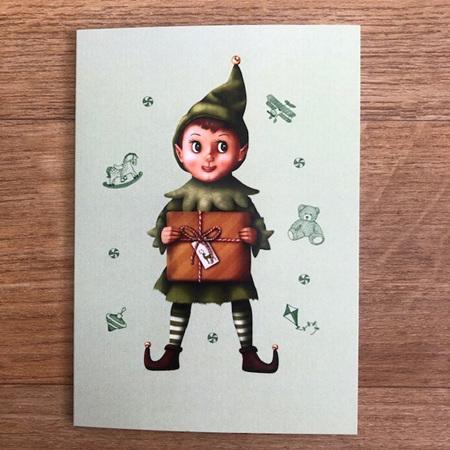 Studio Sue Alfie Card