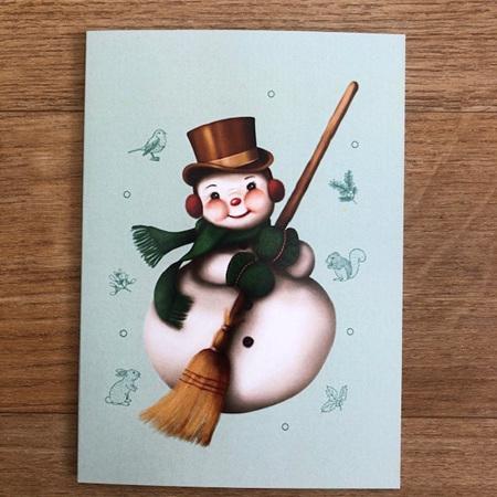 Studio Sue Frosty Card