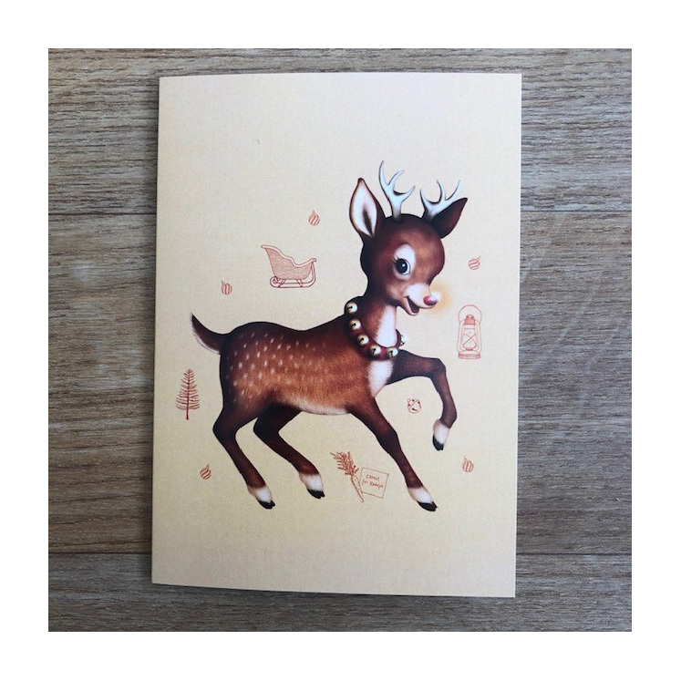 Studio Sue Rudolph Card