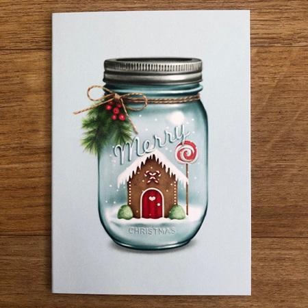 Studio Sue Winter Wonderland Card