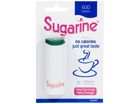 Sugarine Sweetener Tablets No Calories