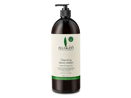 Sukin Hand Wash Pump