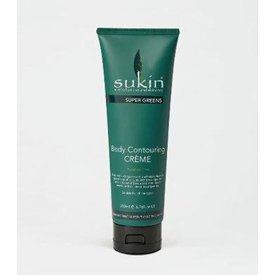 SUKIN Super Green Body Contour Cream 200ml