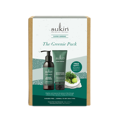 SUKIN The Greenie Pack 2019