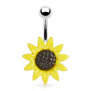 Sunflower Navel Bar