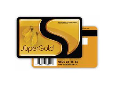 Super Gold Cardholders