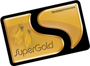 SuperGold Card 10% Discount