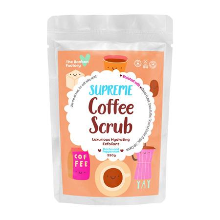 Supreme Coffee Scrub