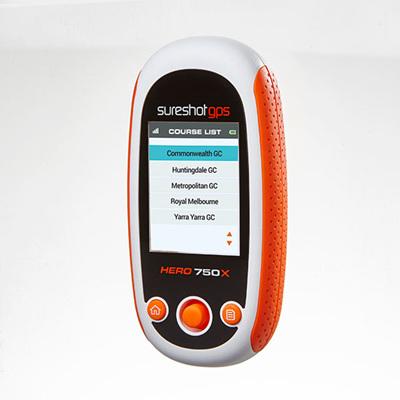 Sureshot 750x GPS