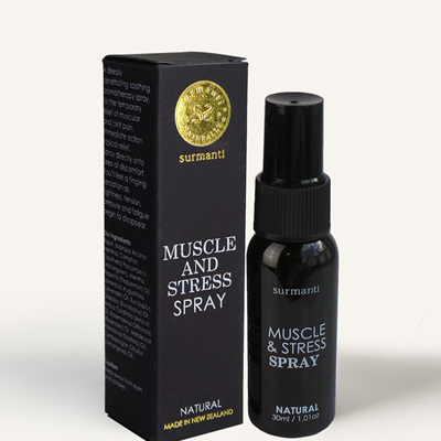 Surmanti Muscle and Stress Spray 300ml