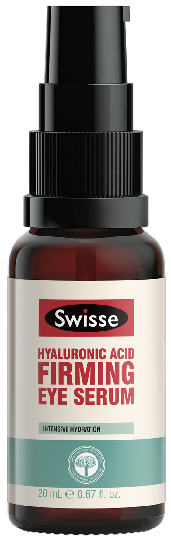 Swisse Hyaluronic Acid Firming Eye Serum 20mL
