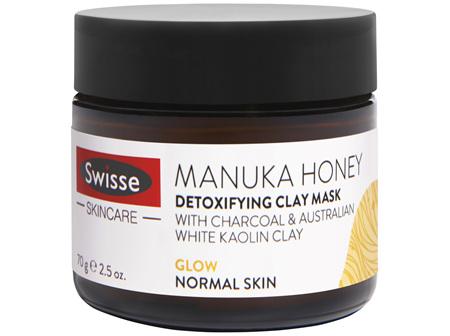 Swisse Manuka Honey Detoxifying Facial Mask 70g