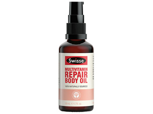 Swisse Multivitamin Repair Body Oil 50mL