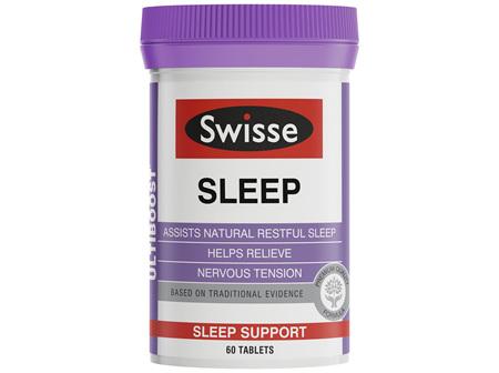 Swisse Ultiboost Sleep 60 tablets