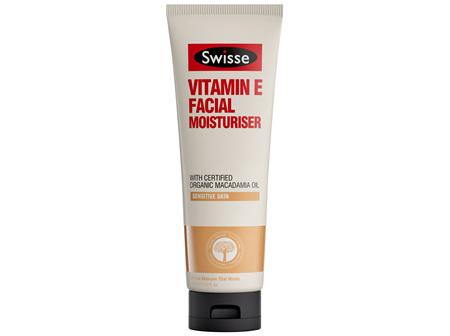 Swisse Vitamin E Facial Moisturiser 125ml