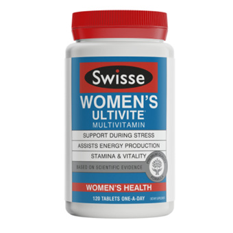 SWISSE Womens Ultivite F1 120tabs
