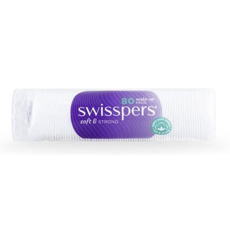SWISSPERS Make Up Pads 80s