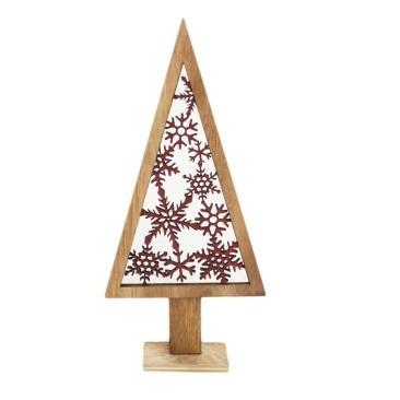 Sydnie Mdf Xmas Tree Deco - 28cm