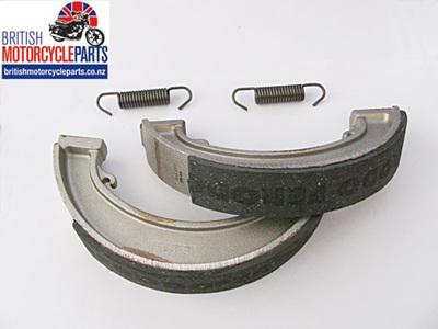 37-1406 T150 T120 T100 T90 5TA 3TA Brake Shoes