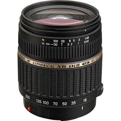 TAMRON 18-200MM F3 5-6.3 DI II VC LENS FOR CANON