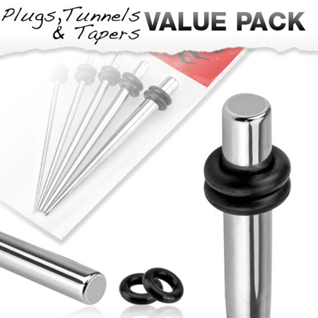 Tapers & Plugs