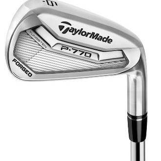 Taylormade P770 Irons 4-PW Stiff Steel