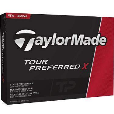 Taylormade Tour Preferred X 16 Dozen