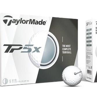Taylormade TP5X Dozen