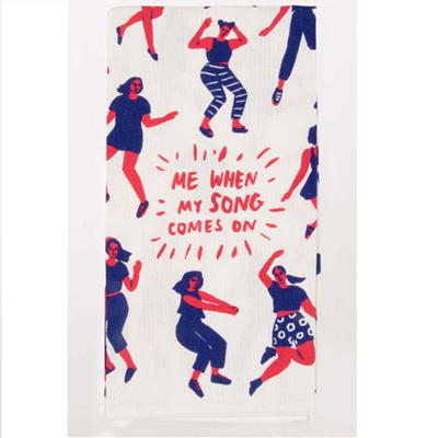 Tea Towel - My Song