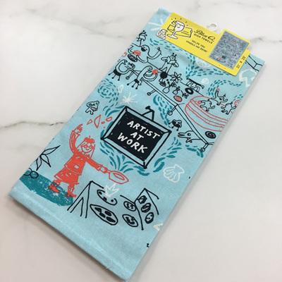 Tea Towels - Artist At Work