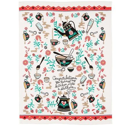 Tea Towels - Kitchen Shithole
