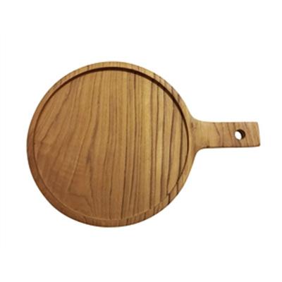 Teak Paddle Board