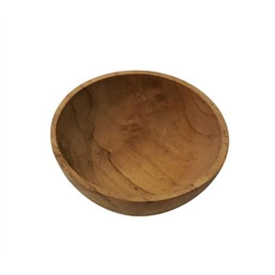 Teak Pinch Bowl