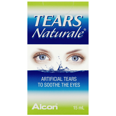 Tears Naturale Artificial Tears 15mL