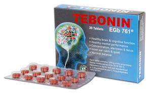 Tebonin EGb 761 30 tabs