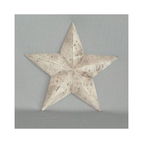 Terracotta Star 25cm