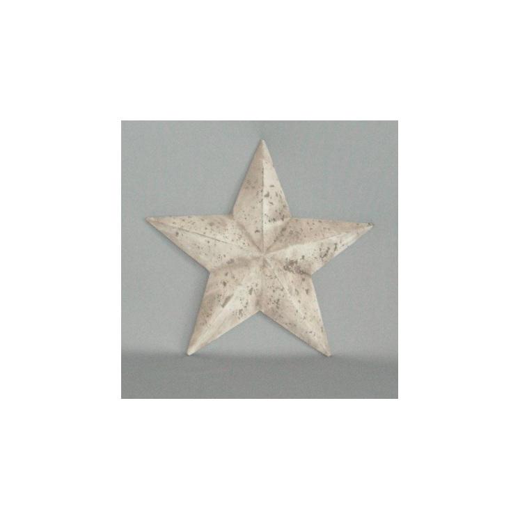 Terracotta Star 35cm