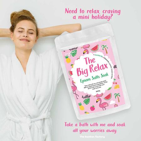 The Big Relax - Bath Soak