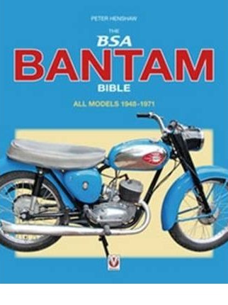 The BSA Bantam Bible