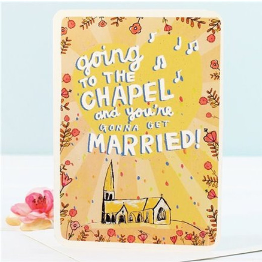 The Chapel Card