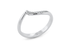 CROFT DELICATE LADIES WEDDING RING