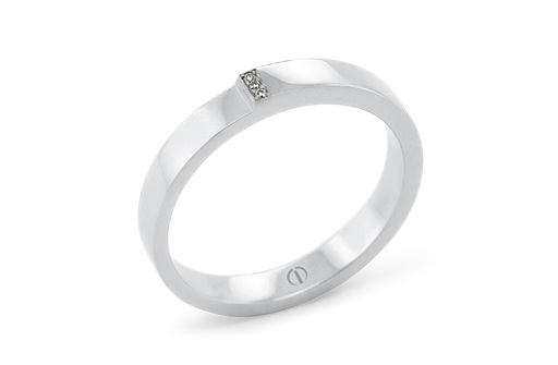 The Delicate Collection Lidz Delicate Ladies Wedding Ring