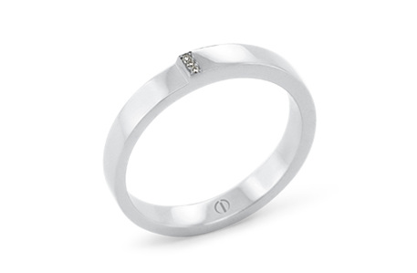 LIDZ DELICATE LADIES WEDDING RING
